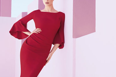 Ribkoff rotes Kleid